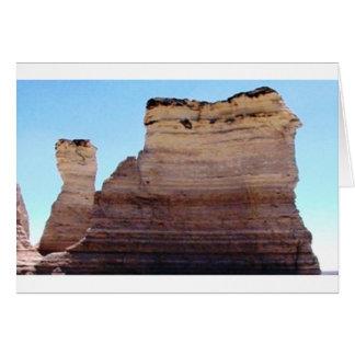 Carte Roche de chameau