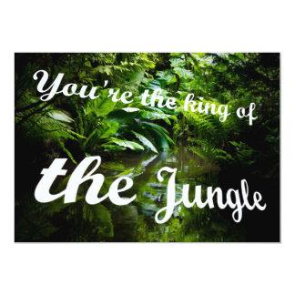 Carte Roi de la jungle