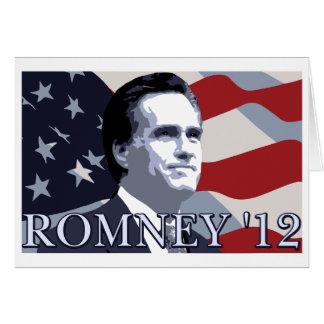 Carte Romney 2012