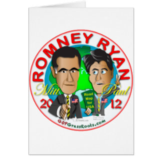 Carte Romney Ryan
