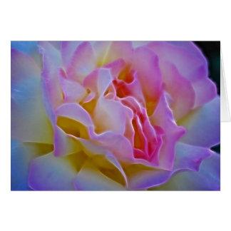 Carte Rose délicieux et signification