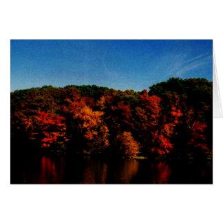 Carte saisons de l'Ohio