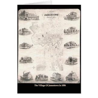 Carte Salutations de Jamestown