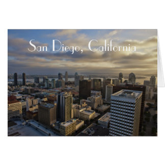 Carte San Diego, la Californie