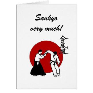 Carte Sankyo beaucoup !