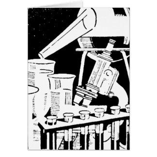 Carte Scientifique de recherches