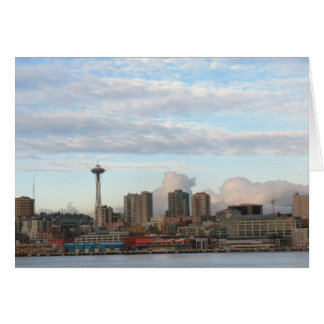 Carte Seattle