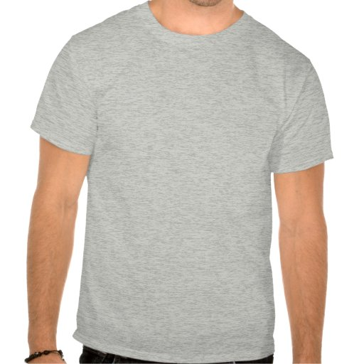 carte simple noire du monde t-shirt