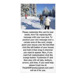 Carte Skieurs