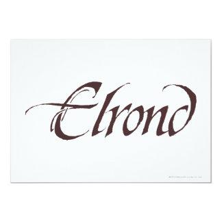 Carte Solide nommé d'ELROND™