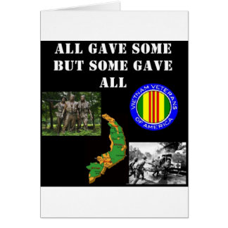 Carte Souvenir du Vietnam