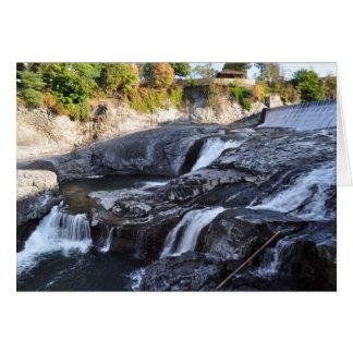Carte Spokane tombe des automnes inférieurs - Spokane,