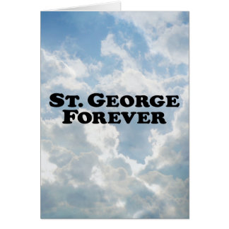 Carte St George pour toujours - de base