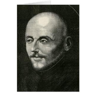 Carte St Ignatius de Loyola