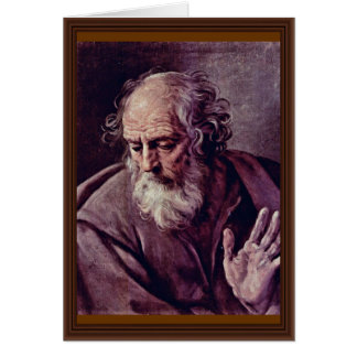 Carte St Joseph par Reni Guido