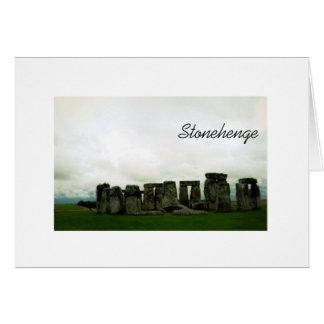Carte Stonehenge