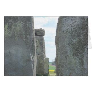 Carte Stonehenge 3