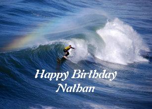 Invitations Faire Part Cartes Anniversaire Nathan Zazzle Be