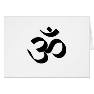 Carte Symbole d'ohm