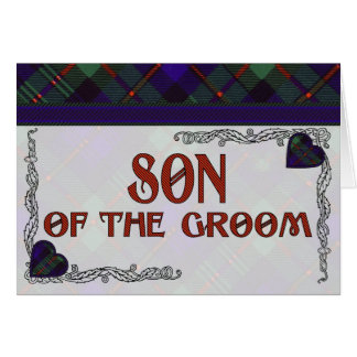 Carte Tartan d'écossais de Murray