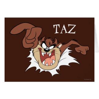 Carte TAZ™ éclatant par la page