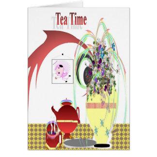 Carte TeaTimebywebbie