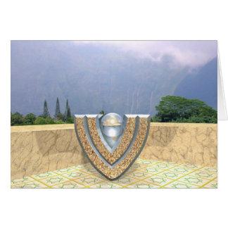 Carte Temple des larmes - Lemuria (Kauai)