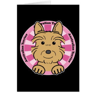 Carte Terrier australien