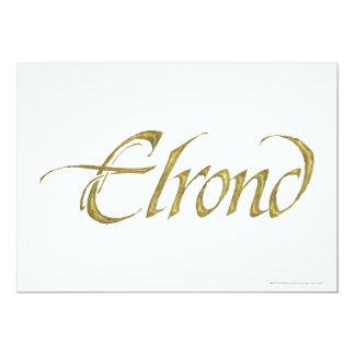 Carte Texturisé nommé d'ELROND™