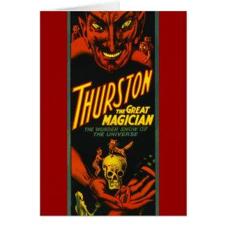 Carte Thurston le grand !