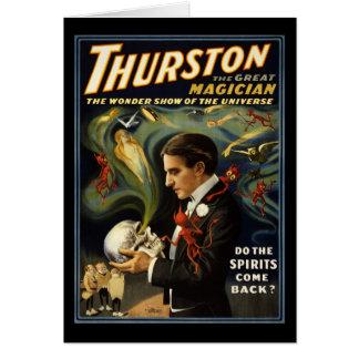 Carte Thurston le grand magicien 2