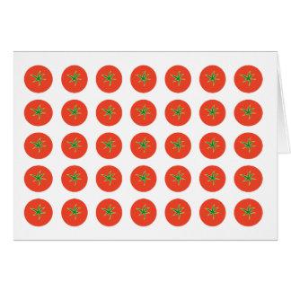 Carte Tomates