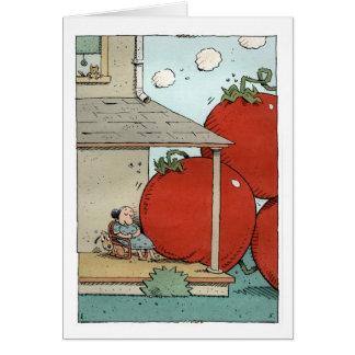 Carte Tomates d'été