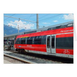 Carte Train