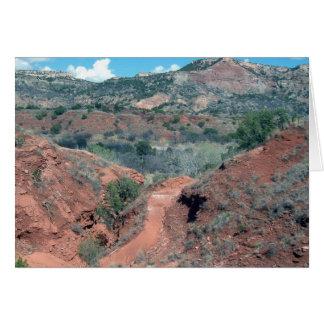 Carte Traînée de canyon de Duro de Palo