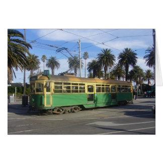 Carte tram