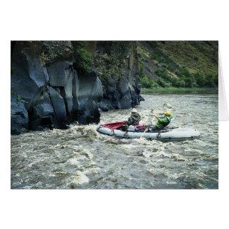 Carte Transporter la rivière #1 de Deschutes