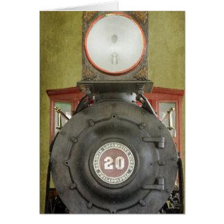 Carte Travaux locomotifs