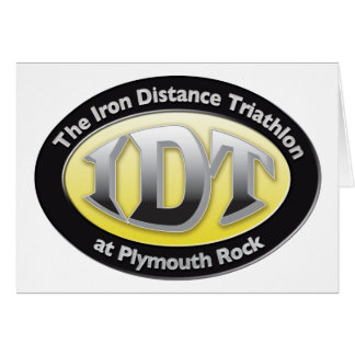 Carte Triathlon d'IronDistance