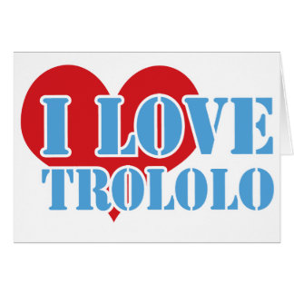 Carte Trololo