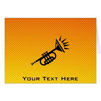 Carte Trompette