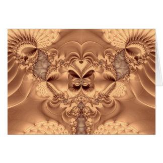Carte trône de nid d'abeilles