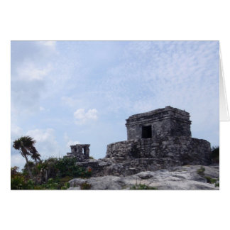 Carte Tulum, Quintana Roo, Mexique