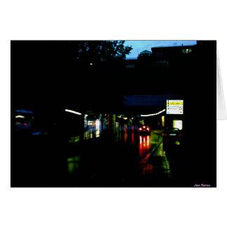 Carte Tunnel mobile 2 de ville