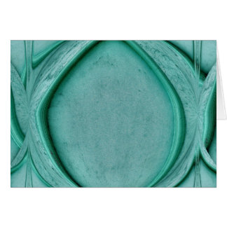 Carte Turquoise