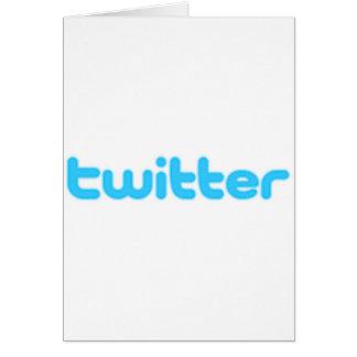 Carte TwitterClothing