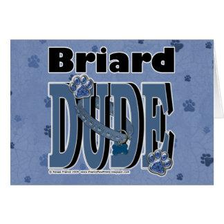 Carte TYPE de Briard