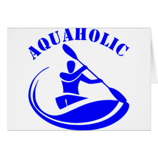 Carte Type de kayak d'Aquaholic