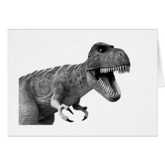 Carte Tyrannosaurus Rex