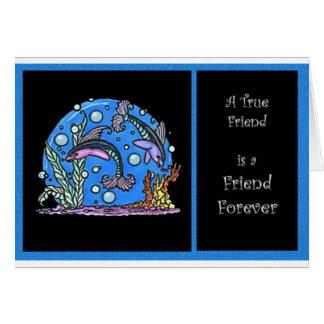 Carte Un ami vrai